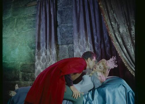 Sleeping Beauty live stills