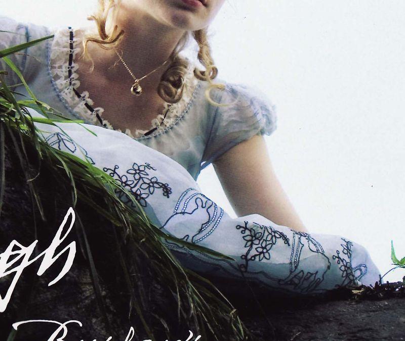 Burton Alice embroidery detail