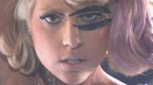 Lady gaga idol face