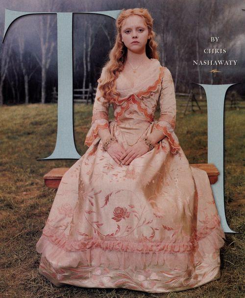 Sleepy Hollow Colleen dress