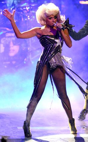 Lady gaga star outfit