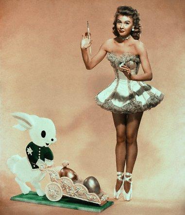 Vera Ellen Easter