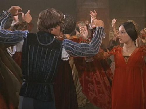 Romeo juliet party