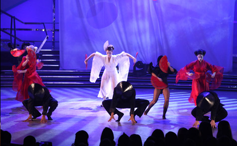 SYTYCD top 10 costumes