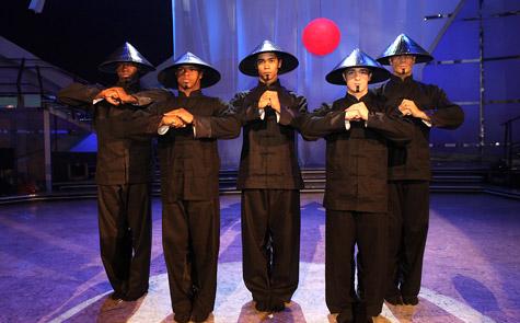 SYTYCD top ten boys costumes