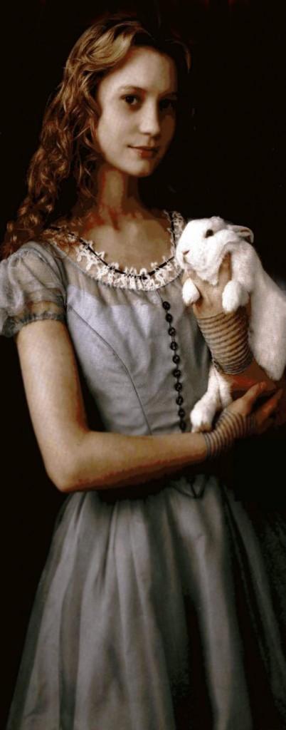 Alice dress costume Burton