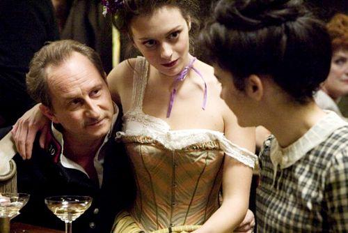Audrey Tautou corset costume