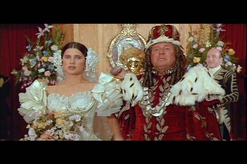 Spaceballs wedding princess