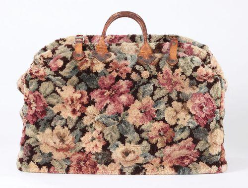 Mary Poppins carpet bag