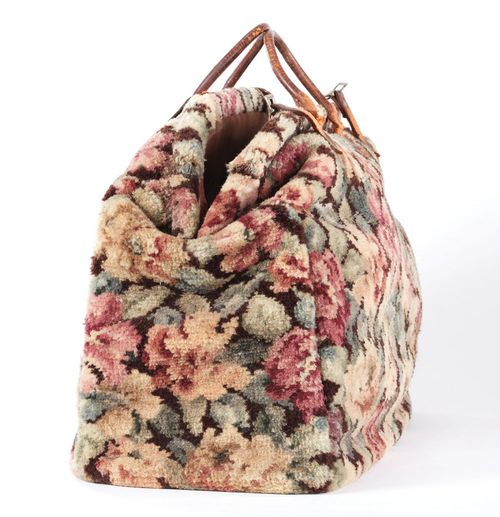Poppins carpet bag